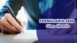 Formulario 2046 Como llenarlo Peru